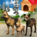 Dog Family Simulator 2019游戏安卓版 v1.0